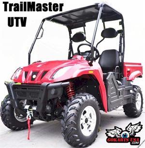 TrailMaster Taurus UTV