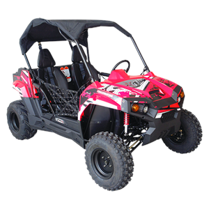 TrailMaster Challenger 300S UTV Side-by-Side