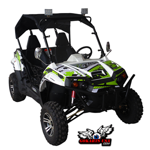 Interceptor Challenger 150X Deluxe UTV Side by Side
