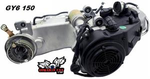 150cc ENGINE, factory replacement engine for TrailMaster 150 Buggy Gokart