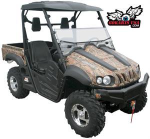 Big Buck UTV 700cc 4WD