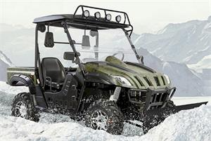 BMS 600cc EFI Ranch Pony UTV Side X Side