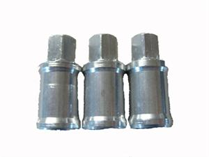Road Rat Race Kart Wheel Hub Lug Nut Set (3pcs)