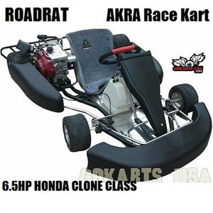 Road Rat Racer XR AKRA Adult Race Go Kart