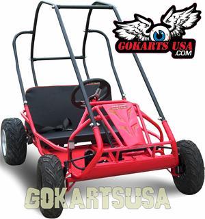 TrailMaster MID XRS Kids Buggy Go Kart