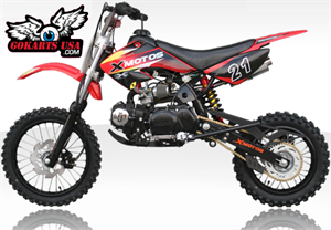 X-Motos 70 Mini Dirt Bike