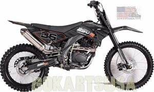 Apollo 250 Dirt Bike
