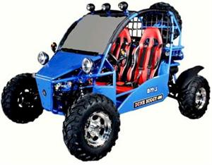Get all the FREE Options from GokartsUSA