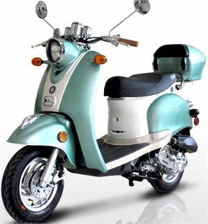 BMS Federal 50 Moped Scooter