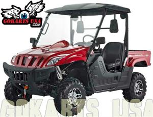 Hyosung 500cc TrailMax UTV Side X Side BMS Ranch Pony