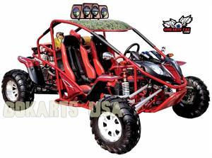Cherry Bomb 600 4X4