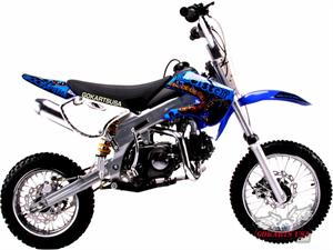Coolster 125M 4-Speed Manual Mini Dirt Bike