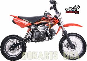 Coolster 125S Semi Automatic Mini Dirt Bike