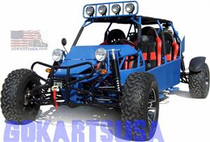 DEMO BMS Dune Buggy 1000 4-Seater, CARB Approved for California