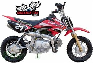 Apollo 70 Mini Dirt Bike