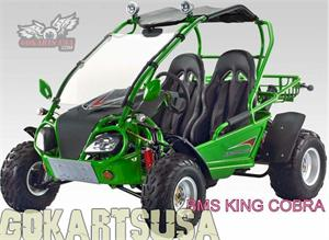 BMS King Cobra 150 Dune Buggy
