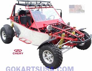 Roketa GK-45 1100cc CHERY High Performance MPI Engine