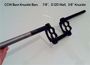 Heist Bobber Bare Knuckle Bars