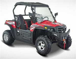 HiSun Strike 250 UTV Side by Side