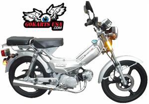 SSR Lazer 5 Moped