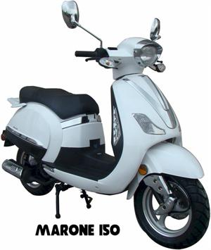 Marone 150 Moped Scooter