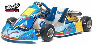 Top Kart Mini Blue Eagle, Cadet