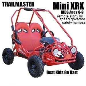 TrailMaster MINI XRX Kids Buggy Go Kart