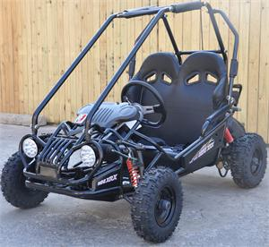 TrailMaster 163cc MINI XRX-R Kids Go Kart with Reverse