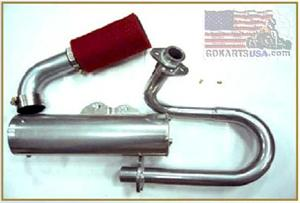 Stage 1 TJ Hammerhead 250 MRP Exhaust Power Pack