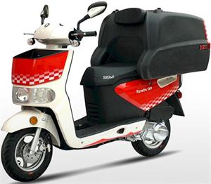 BMS Rosetta 150 Moped Scooter : California Legal Scooters