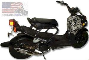 Honda Ruckus Performance Exhaust