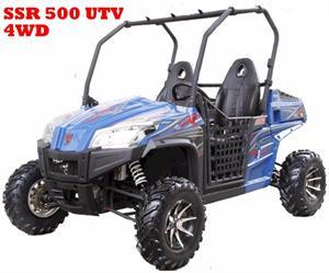 SSR 500-LT UTV, 4WD
