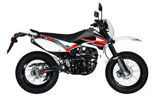SSR XF200 Enduro 5-Speed Manual Clutch Dirt Bike