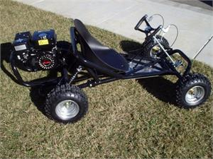 Sport Kart 6.5hp Off Road Go Kart