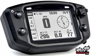 how to get a tachometer off a motorbike