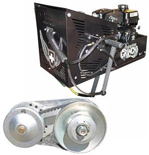 Wakeboard Winch Torque Converter, GTC a better built machine