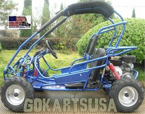 interceptor 196xrx kids buggy go kart