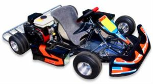 Road Rat Racer XK Kid Race Go Kart
