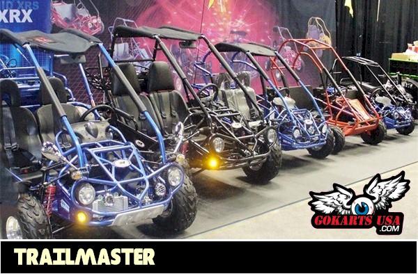 Trailmaster 150 XRS Dune Buggy