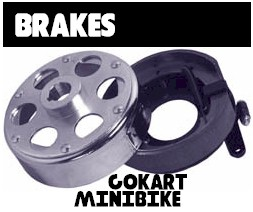 Brakes for Gokart Mini bike