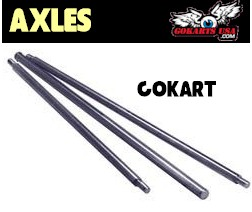 Gokart Axles