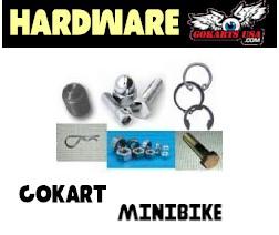 Gokart Minibike Hardware