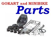 gokart and minibike parts