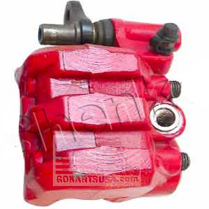 BMS Powerbuggy 250 LEFT FRONT BRAKE CALIPER