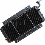 JCL MG250A CN250 RADIATOR