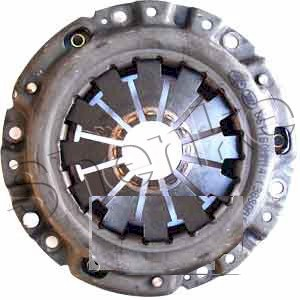 Clutch Assembly, 800cc 3 Cylinder Engine