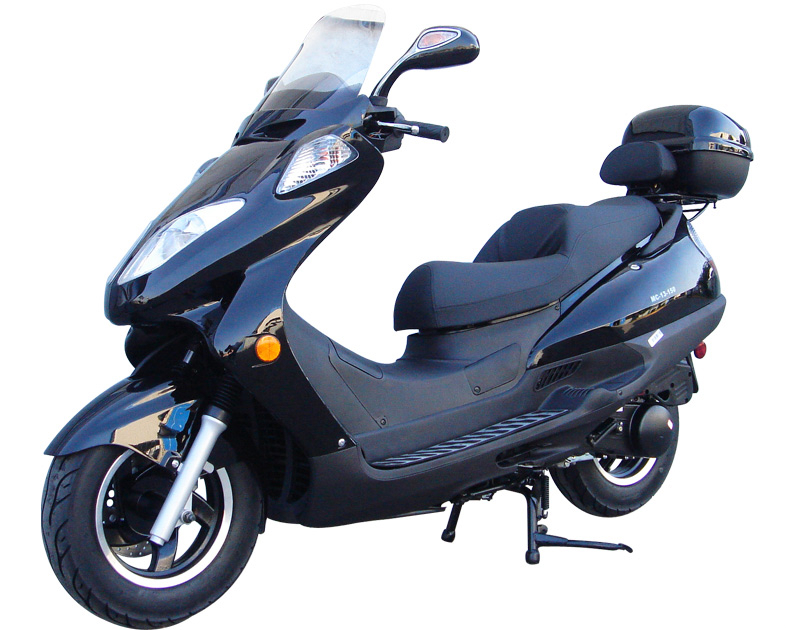 Roketa MC-13 Bali 150 Moped Scooter