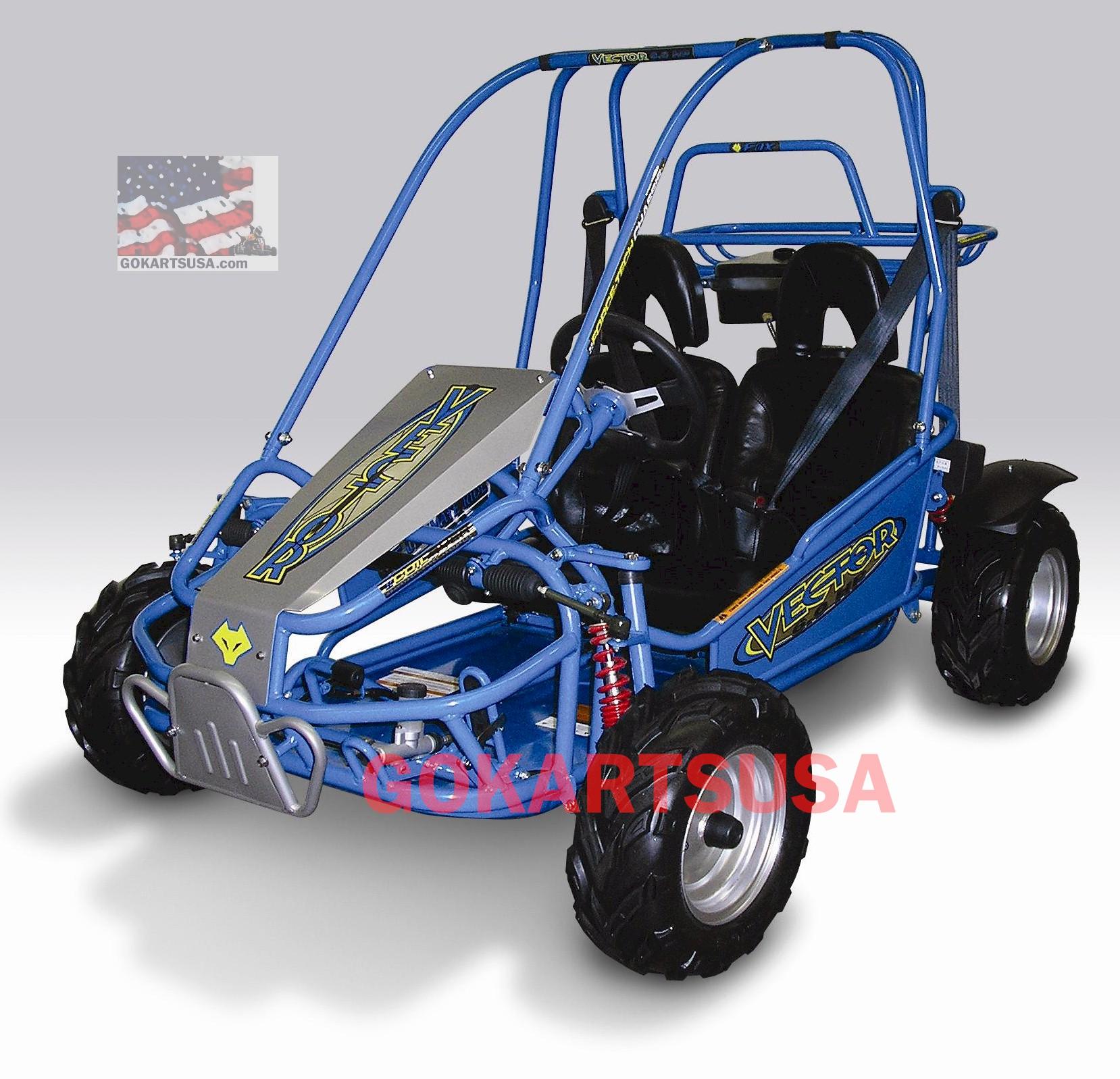Vector Go Kart by American Sportworks