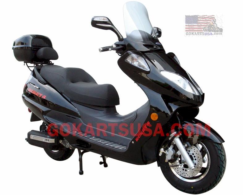 roketa mc 13 bali 250 moped scooter. Black Bedroom Furniture Sets. Home Design Ideas