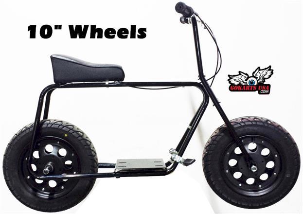 10 wheels for mini bikes. Black Bedroom Furniture Sets. Home Design Ideas